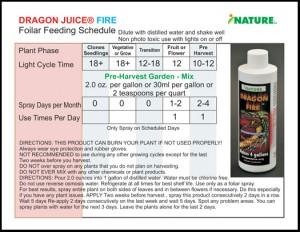 Dragon Juice Fire