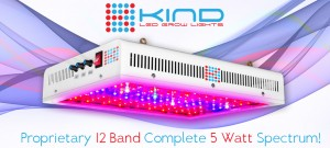 Kind K5 – XL1000 – LED Grow Light