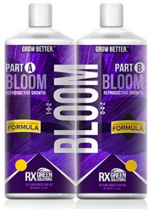 Rx Green Solutions Bloom A&B