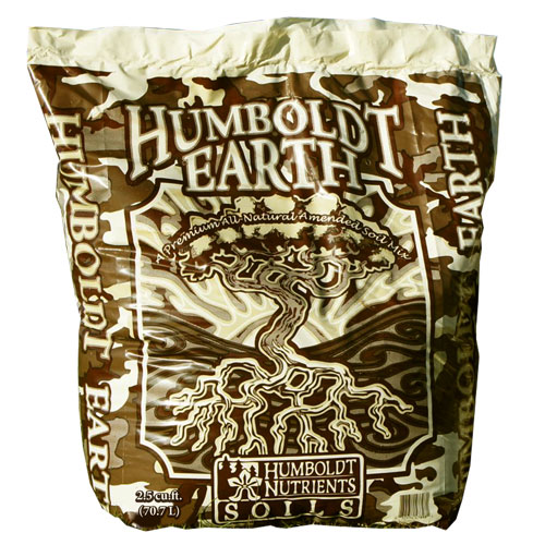 Humboldt Earth 2.5 cf.
