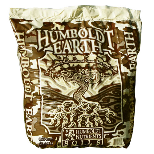 Humboldt Earth 0.75 cf