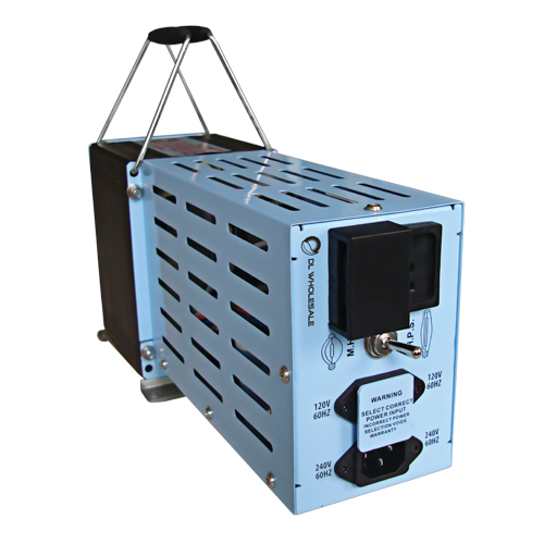 1000W Hot Head Magnetic Ballast MH/HPS 120/240V