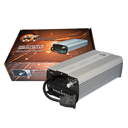 1000W HypoTek Digital Dimmable Ballast MH/HPS (120/240V)