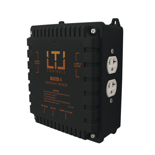 LTL Master 4 – Lighting Relay Controller