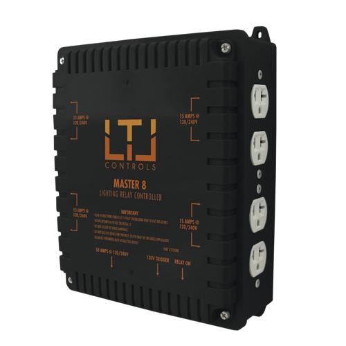 LTL Master 8 – Lighting Relay Controller