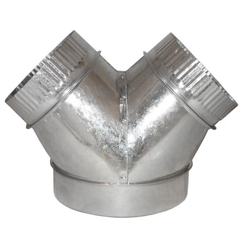10x10x10 'T' Duct Connector