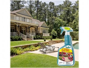 Safer Brand Fast Acting Weed and Grass Killer