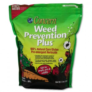 Concern® Weed Prevention Plus® for Gardens