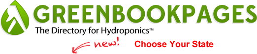 GreenBookPages Grow Store Hydroponic Directory & Indoor Grow Shop Finder