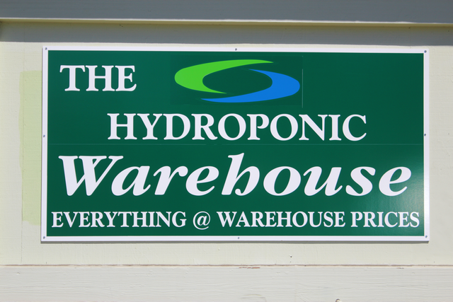 The Hydroponic Warehouse