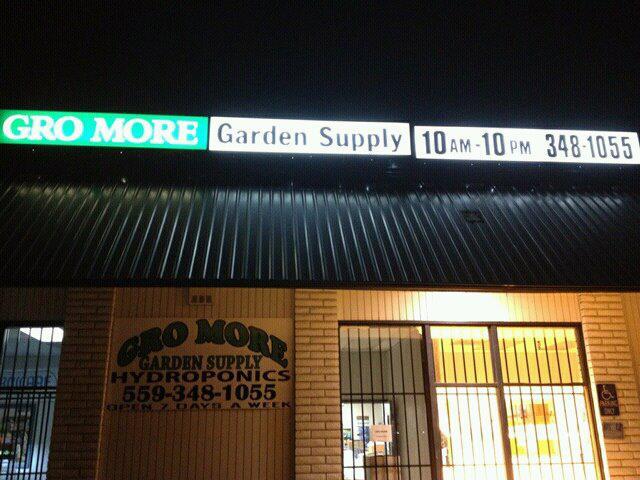 Gro More Garden Supply