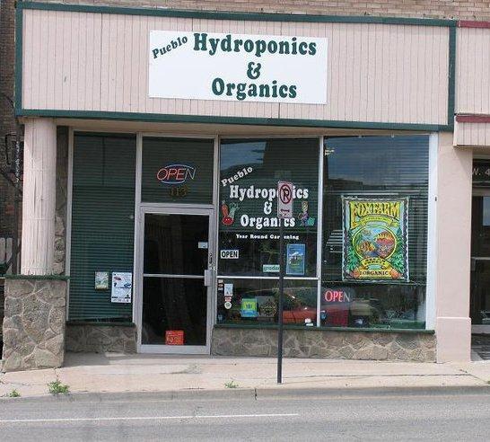 Pueblo Hydroponics And Organics- Downtown Pueblo