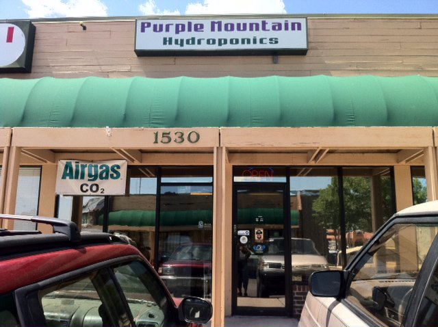 Purple Mountain Hydroponics