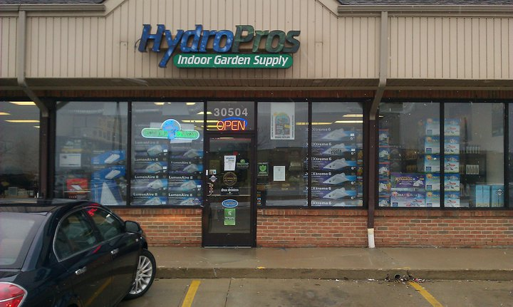 Hydro Pros (Chesterfield)