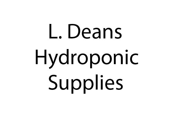 L Deans Hydroponic Supplies