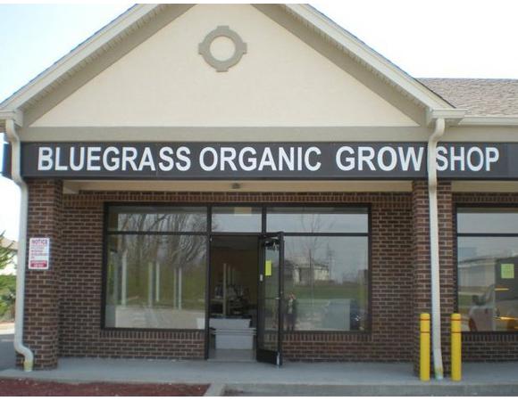 Bluegrass Organic Grow Shop