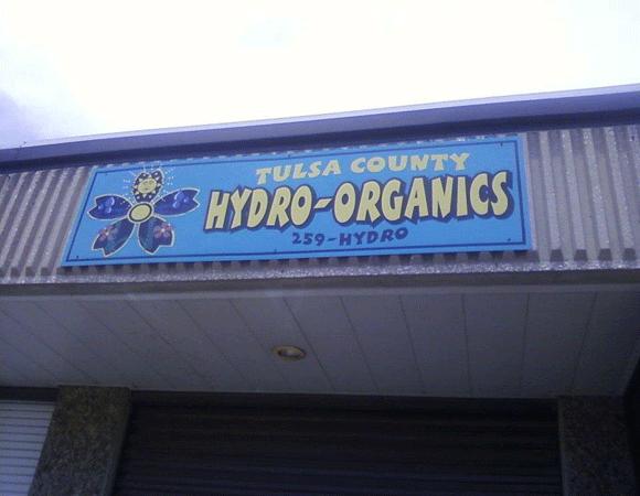 Tulsa County Hydroponics & Organics