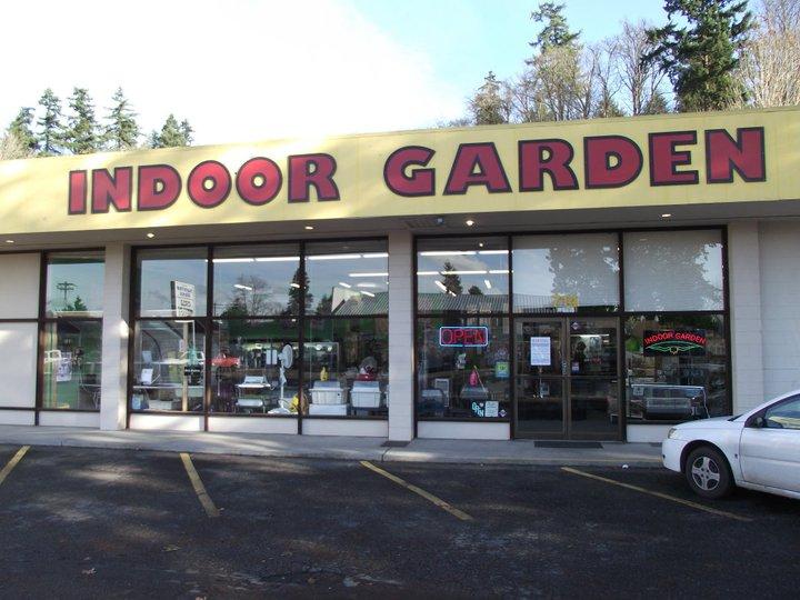 Indoor Garden And Lighting Kent WA Hydroponic Grow Shops