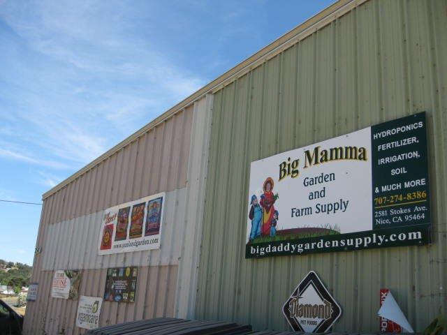 Big Mommas Garden Supply-Nice