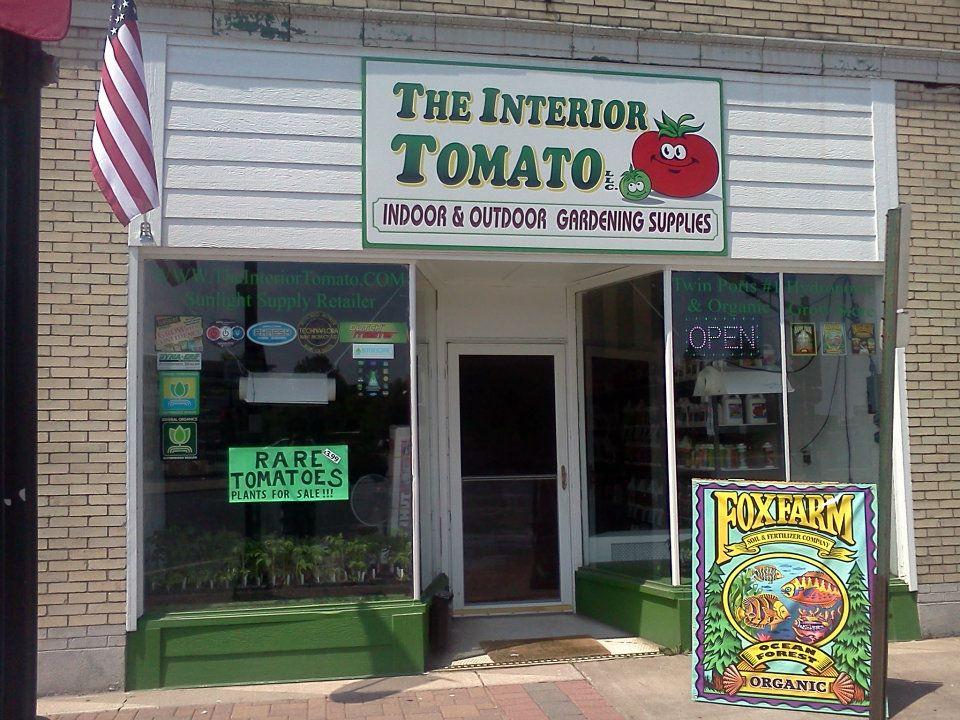 The Interior Tomato