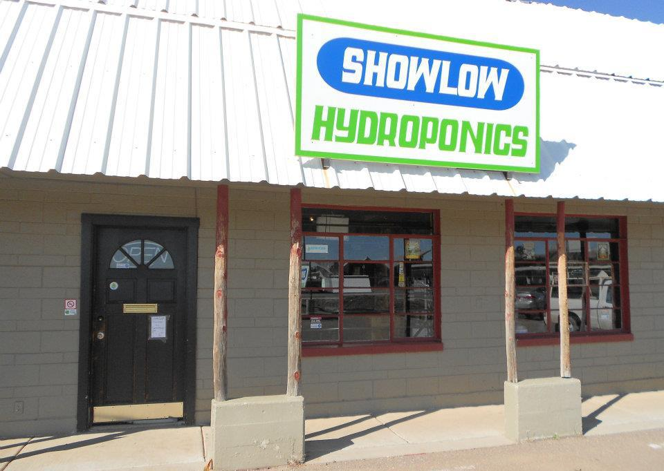 Show Low Hydroponics