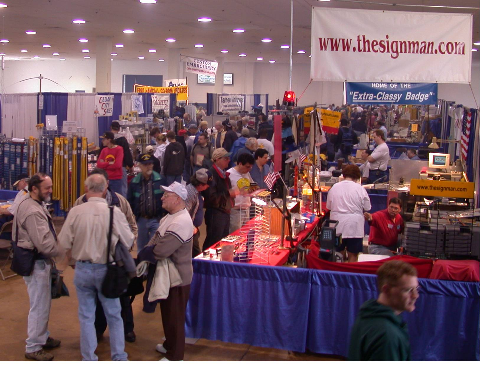 Meyer's Market Trade Show – Lutherville-Timonium, MD