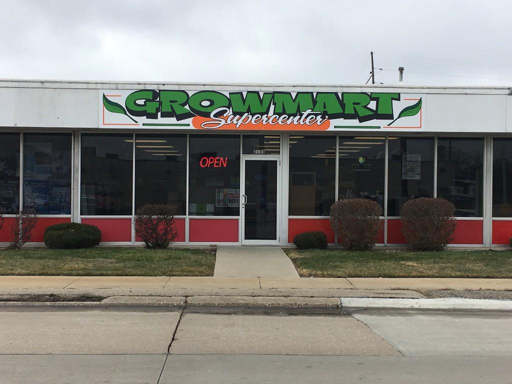 Grow Mart – Saginaw