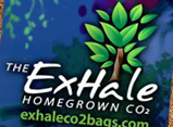 Exhale Homegrown c02