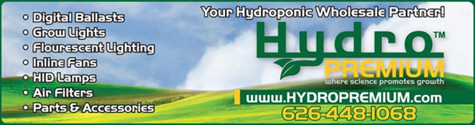 hydro premium distributor