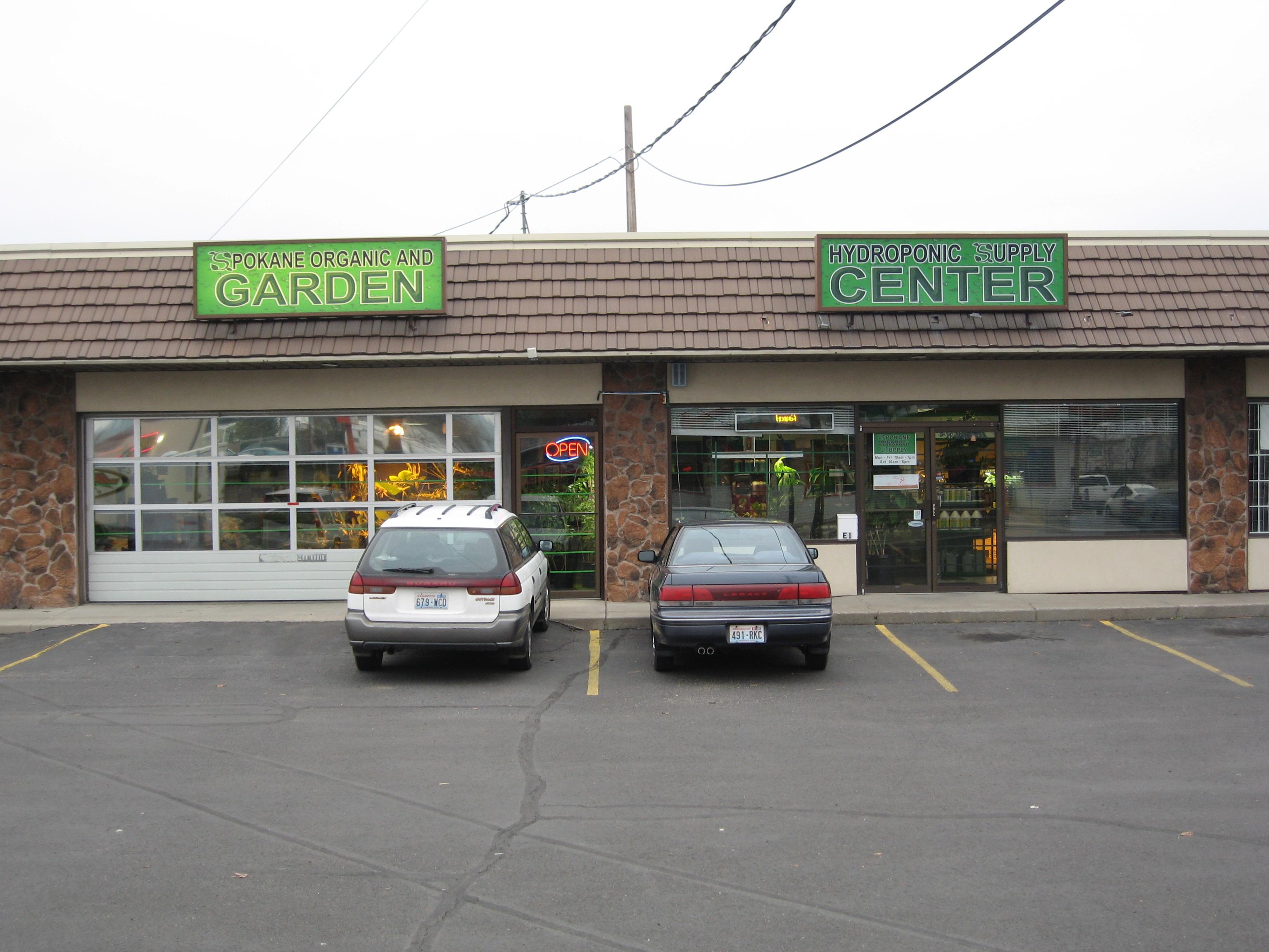Spokane Organics